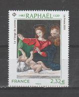 "FRANCE / 2020 / Y&T N° 5396 ? ** : ""Vierge De Lorette"" (Raphaël) X 1 - Francia"