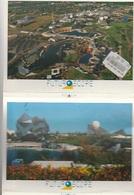 20 / 8 / 8  -  DÉPLIANT  FUTUROSCOPE    -  CPM - 5 - 99 Postcards