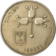 Monnaie, Israel, Lira, 1974, TTB, Copper-nickel, KM:47.1 - Israel