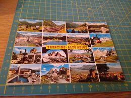 155405 Trentino Alto Adige Cartolina Usata Per Concorso - Bolzano (Bozen)