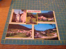 155415 Saluti Da Ruffre' Cartolina  Usata Per Concorso - Bolzano (Bozen)