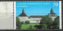 2018  Allem. Fed. Deutschland Mi. 3366**MNH   Burgen Und Schlösser :   Schloss Friedenstein, Gotha - 2018