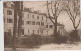 BELLEY L'HOPITAL 1916 TBE - Belley