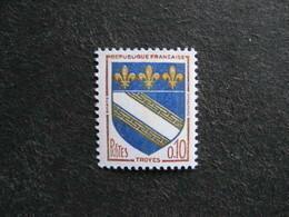 TB N° 1353a , 3 Bandes De Phosphore, Neuf XX. - Ongebruikt