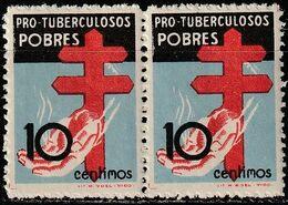 1937. ** Edifil: 840(2). PRO TUBERCULOSOS - 1931-Heute: 2. Rep. - ... Juan Carlos I