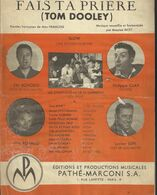 """""""Fais Ta Prière"""" (Tom Dooley) Slow Enregistré Par Les Compagnons De La Chanson, Line Renaud..... - Musica & Strumenti"""