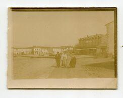 Var Toulon Le Brusq Le Brusc 1898 Photo Format 4,5x6 - Ancianas (antes De 1900)