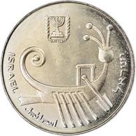 Monnaie, Israel, 10 Sheqalim, 1983, SPL, Copper-nickel, KM:119 - Israel