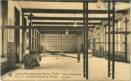 EEKLO : Institut Notre-Dame Aux épines : Salle De Gymnastique - Eeklo