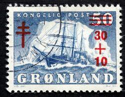 Greenland 1958 Minr.40    (0) ( Lot D 2653) - Groenland