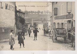 CPA-43-Haute Loire- MONISTROL-sur-LOIRE- Quartier De Brunelles- - Monistrol Sur Loire