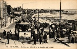 L13 : Lot Van 20 Kaarten Frankrijk, Thema TRAM - 5 - 99 Postcards