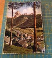 155487 Cartolina Dolomiti Ortisei Manca Francobollo - Bolzano (Bozen)