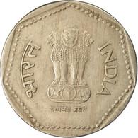 Monnaie, INDIA-REPUBLIC, Rupee, 1991, TTB, Copper-nickel, KM:79.4 - India