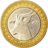 Monnaie, Algeria, 50 Dinars, 1992, Algiers, TTB, Bi-Metallic, KM:126 - Algeria