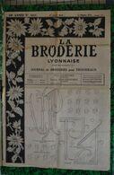 LA BRODERIE LYONNAIS 1er AVRIL 1948 N° 1034 - Fashion