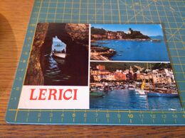 155497 Cartolina Di Lerici - La Spezia