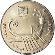 Monnaie, Israel, 10 Sheqalim, 1985, SPL, Copper-nickel, KM:119 - Israel