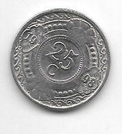 *netherlands Antilles  25  Cents  1998  Km 35    Bu/ms65 - Antillen (Niederländische)