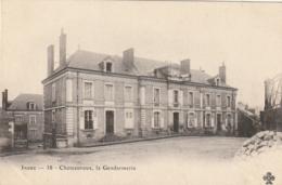 ***  36  ***  CHATEAUROUX  La Gendarmerie - Précurseur Neuf TTBE - Chateauroux