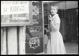 JEAN SEBERG A Bout De Souffle J.L. Godard 1960  - Breathless  American Actress FBI COINTELPRO Project - Acteurs