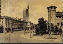 TORINO - PIAZZA CASTELLO - VIAGGIATA - Places & Squares