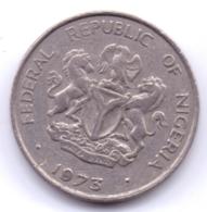 NIGERIA 1973: 25 Kobo, KM 11 - Nigeria