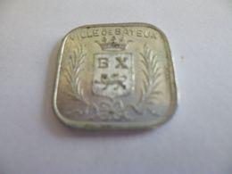 BAYEUX. Union Commerciale Et Industrielle 1922. 5c - France