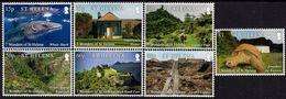 Saint Helena - 2020 - 7 Wonders Of Saint Helena - Mint Stamp Set - St. Helena