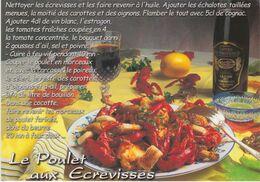 RECETTE DE CUISINE Le Poulet Aux Ecrevisses - Recipes (cooking)