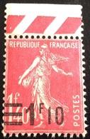 N° 228  NEUF ** SANS CHARNIÈRE ( LOT:93 ) - 1906-38 Sower - Cameo