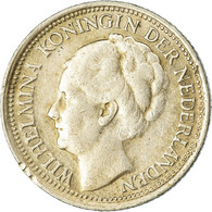 Monnaie, Pays-Bas, Wilhelmina I, 10 Cents, 1941, TTB, Argent, KM:163 - [ 3] 1815-… : Royaume Des Pays-Bas