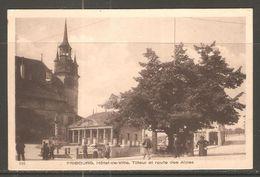 Carte P ( Fribourg / Hôtel-de-Ville ) - FR Fribourg