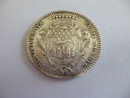 Louis XVI.  Munificentia Urbis Burdig. N. Gatteaux. - Royaux / De Noblesse