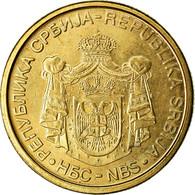 Monnaie, Serbie, Dinar, 2006, TTB, Nickel-brass, KM:39 - Serbia