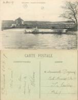NB - [504128]B/TB//-France  - (54) Meurthe Et Moselle, Baccarat, Passerelle Des Cristalleries - Baccarat