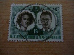 (01.08) BELGIE 1960 Nr 1169 Met Mooie Afstempeling GELUWE - Belgique
