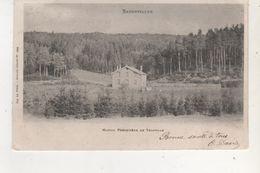 CPA  BADONVILLER MAISON FORESTIERE DE THIAVILLE - Frankreich