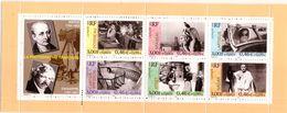 PIA - FRANCIA  - 1999  : Personaggi Celebri - Opere Di Grandi Fotografi - Carnet -  (Yv BC3268) - Carnets