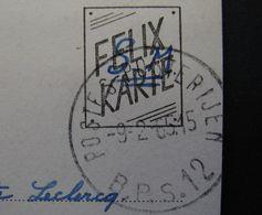 CP. 3215. B.P.S . 12 Sur CP Multivues - Postmark Collection