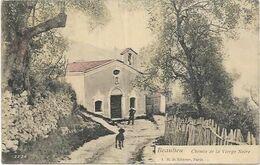 06. BEAULIEU.   CHEMIN DE LA VIERGE NOIRE - Beaulieu-sur-Mer
