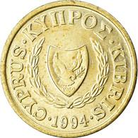 Monnaie, Chypre, Cent, 1994, SPL, Nickel-brass, KM:53.3 - Cyprus