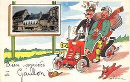 20-9862 : GAILLON. SOUVENIR DE - Autres Communes