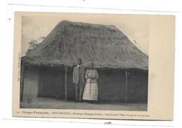 CONGO FRANCAIS BRAZZAVILLE NOUVEAU MENAGE CHRETIEN LE CUISINIER YVES GANGA ET SON EPOUSE - Brazzaville