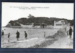 La Seyne - Les Sablettes - Mar-vivo (édit. Braive ). - La Seyne-sur-Mer