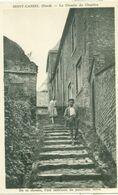 Mont Cassel; Le Chemin Du Chapitre (De Ce Chemin L'oeil Embrasse Un Panorama Infini) - Non Voyagé. (éditeur?) - Cassel