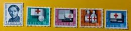 10459 - Pro Patria 1963 Nos 113-117 *** Neuf / MNH / Postfrisch - Pro Patria