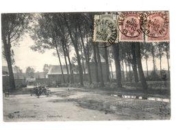 ERQUELINNES - Château Fort - 1908- Nels - Erquelinnes