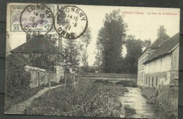 France Postcard ORNE 10.08.1917 Year - Other