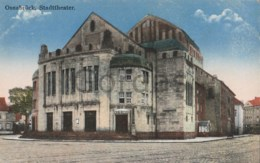 Germany - Osnabruck - Stadttheater - Osnabrueck
